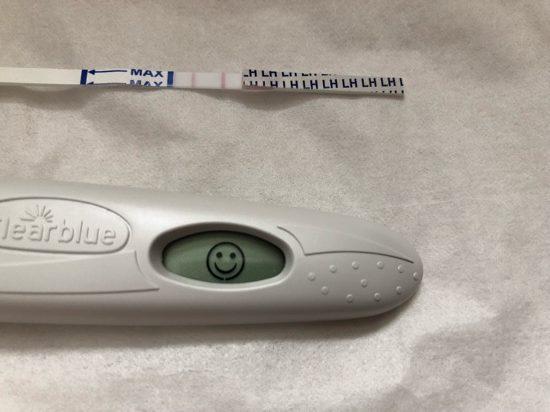 ドクターズチョイス 排卵検査薬 反応しない